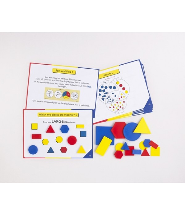 Attribute Block Activity Cards