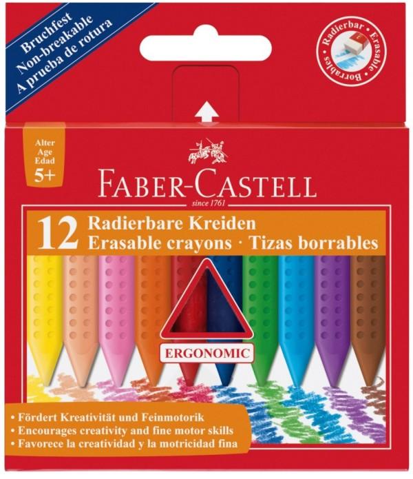 Faber Erasable Crayons