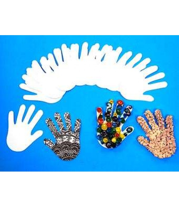 Hand Templates Pack of 100