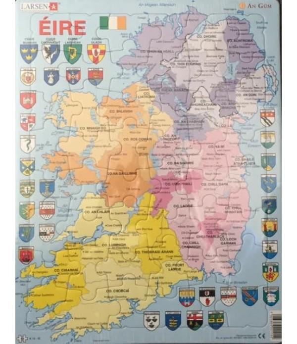 Ireland Jigsaw (Eire)