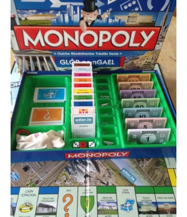 Monopoly as Gaeilge