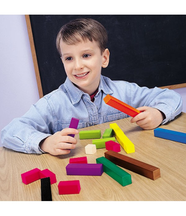 Equivalency Cubes Fraction Tower