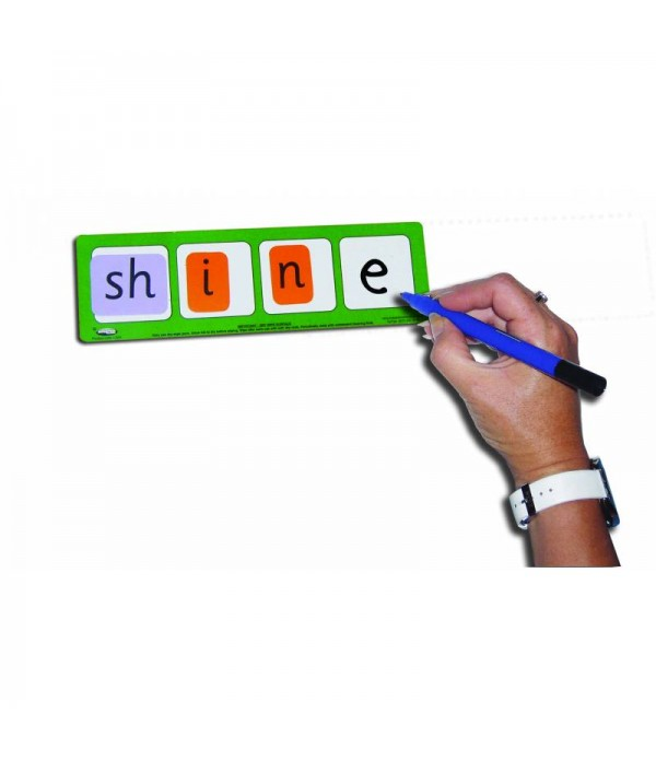 Phoneme Frames - Four Section