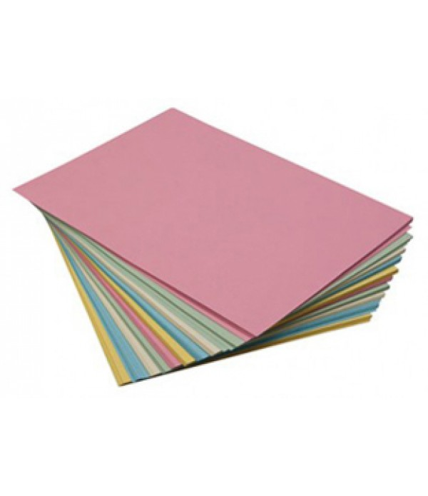 Coloured Sugar Paper A2 250 Sheets