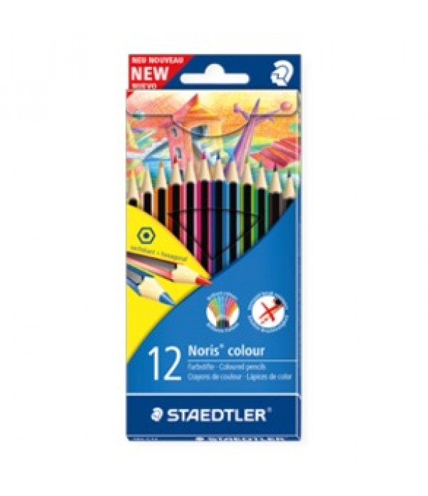 Colouring Pencils 12s