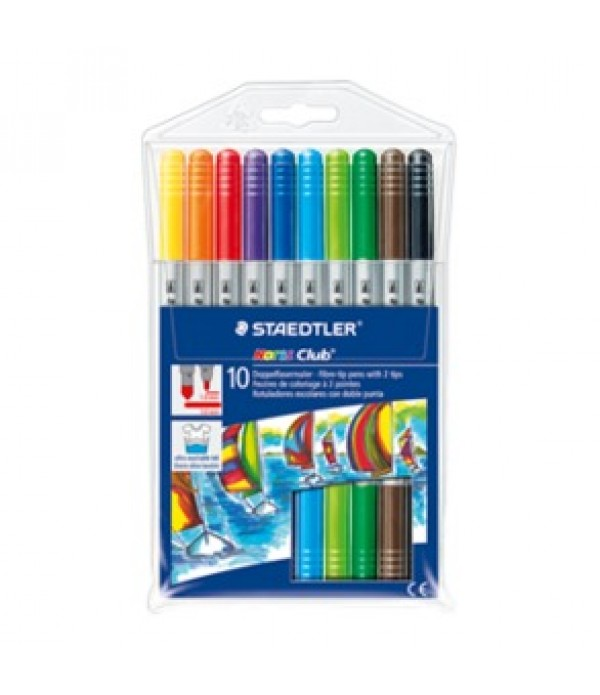 Colouring Markers 10s
