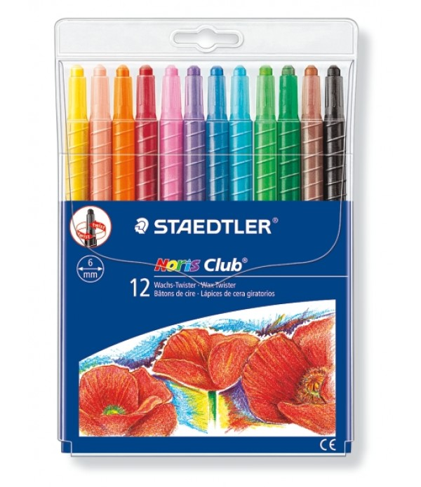 Twistable Crayons 12's Box of 10 Offer