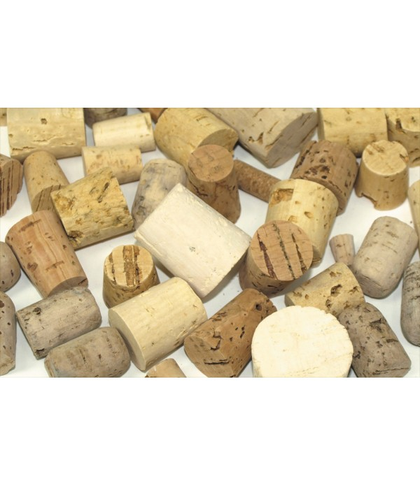 Cork Tops Assorted 100grm