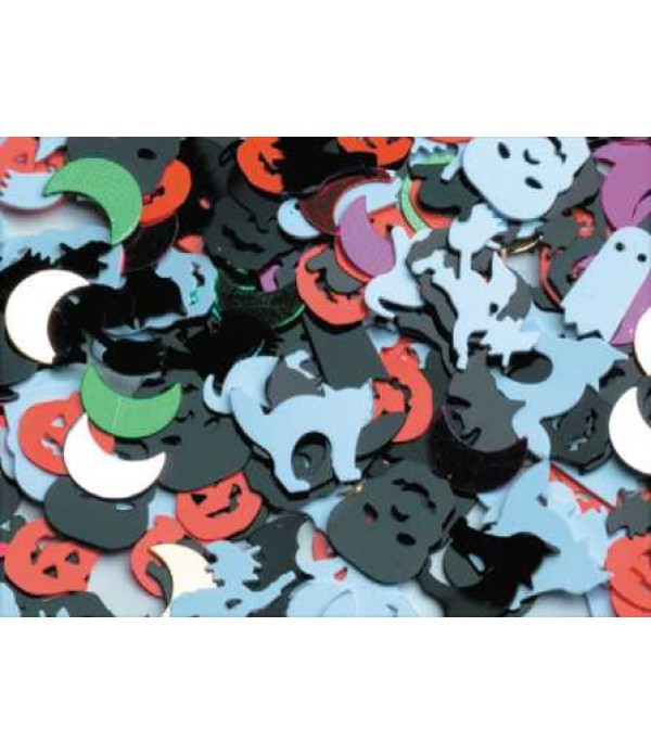 Halloween Sequins Bulk Bak of 5000