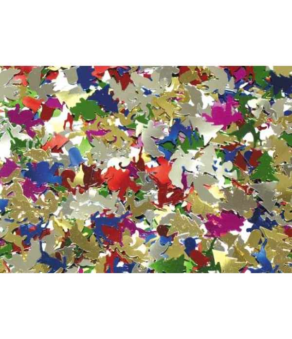 Christmas Sequins Bulk Bag 5000's