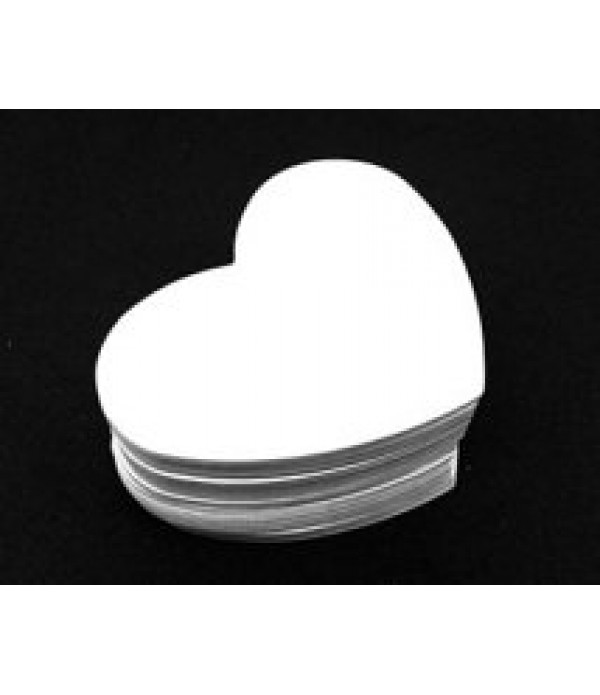 Heart Templates To Decorate Pack of 16
