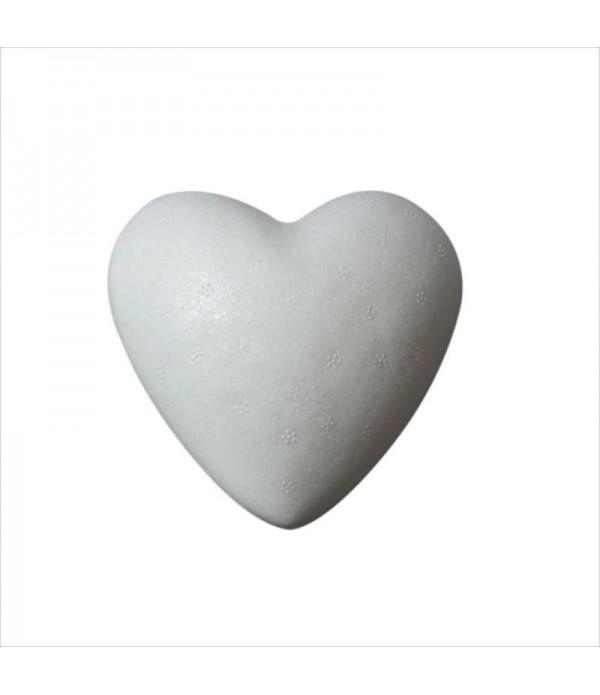 Polystyrene Hearts 10's