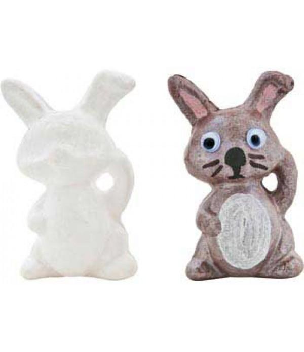 Polystyrene Rabbits 10's