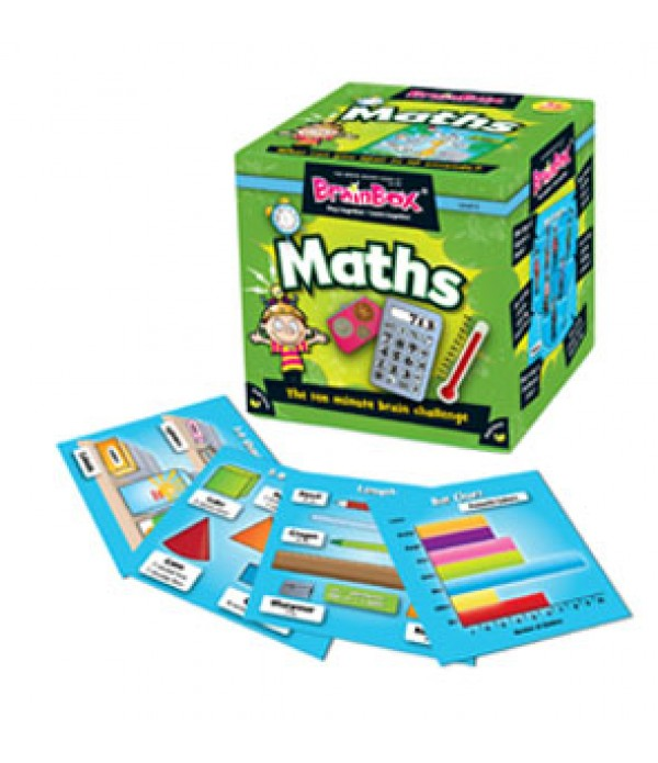 Brain Box Maths