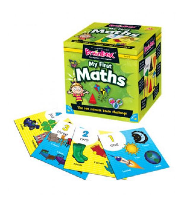 Brain Box My First Maths