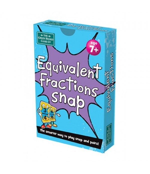 Equivalent Fractions Snap