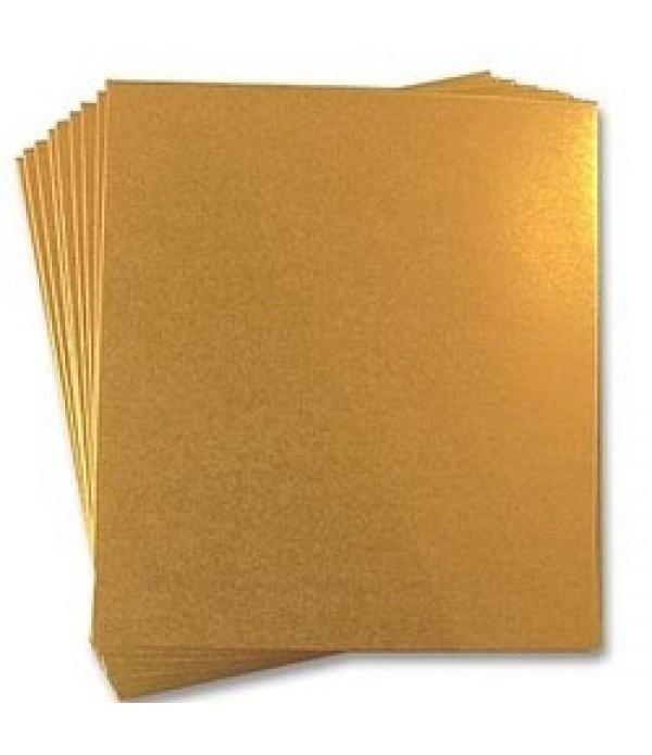Gummed Paper Gold