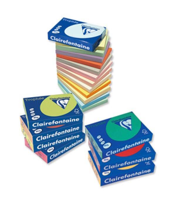 Copier Paper A4 Single Bright Colours 500's