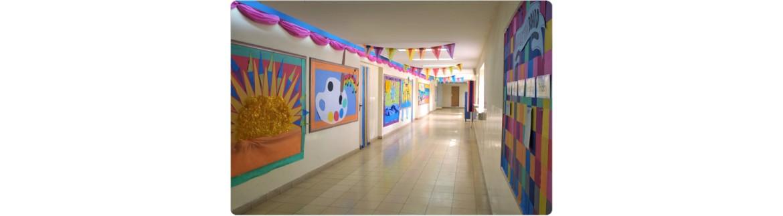 New Classroom Decoration