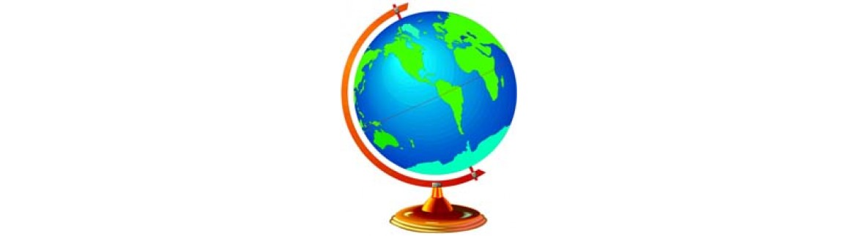 Globes & Solar System