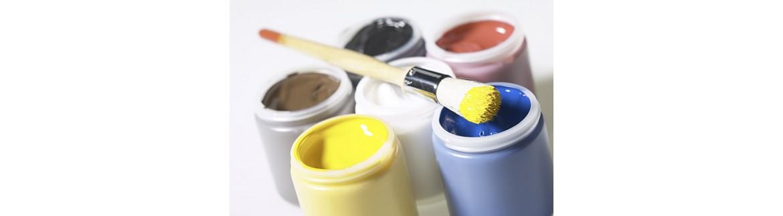 Paint & Adhesives