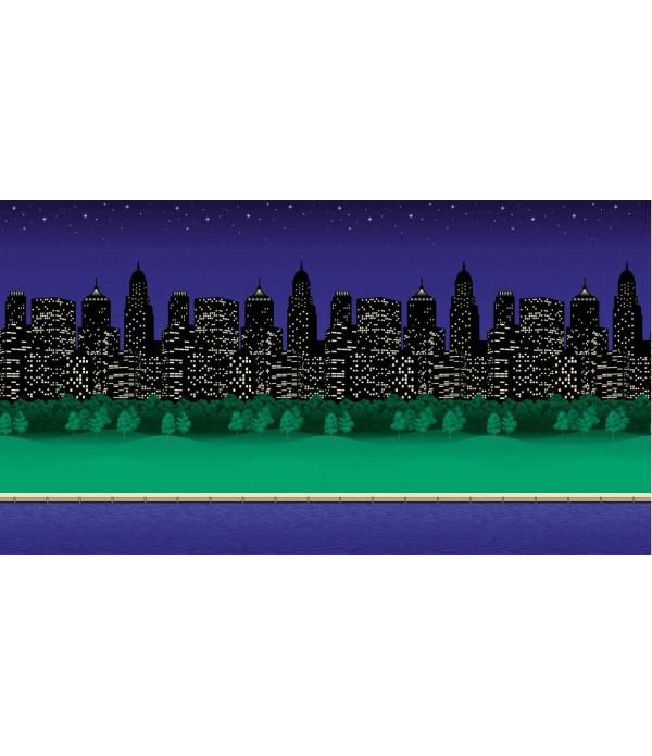 Fadeless Roll City Lights