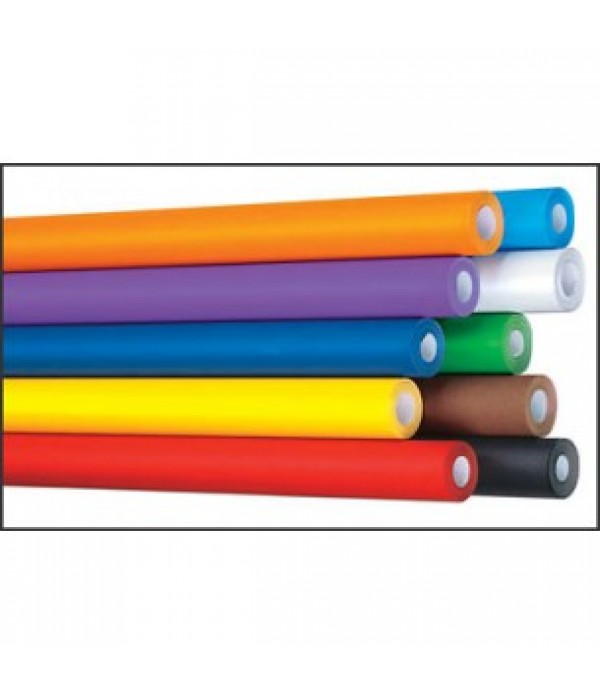 Fadeless Roll 3.6m x 1.2m Solid Colours