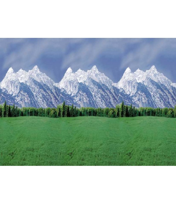 Fadeless Roll Mountains