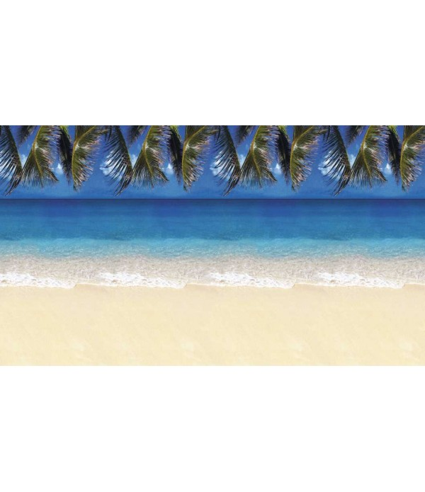 Fadeless Roll Tropical Beach