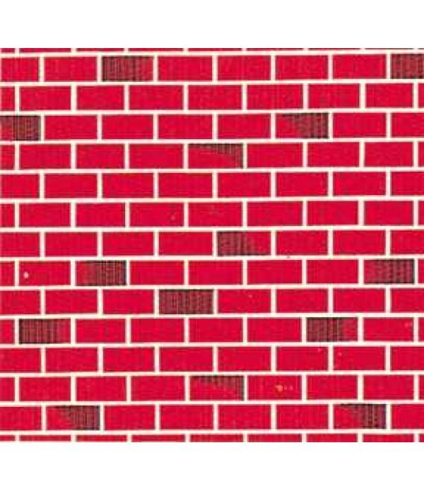Fadeless Roll Tu-Tone Brick