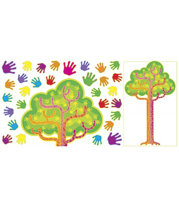 Hands in Harmony Learning Tree.  Bulletin Board Se...