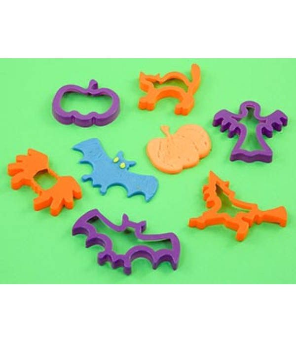 Pastry Cutters Halloween Pack of 6