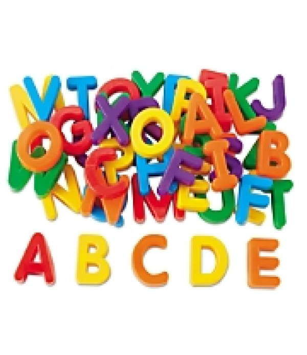 Magnetic Letters Upper Case Foam