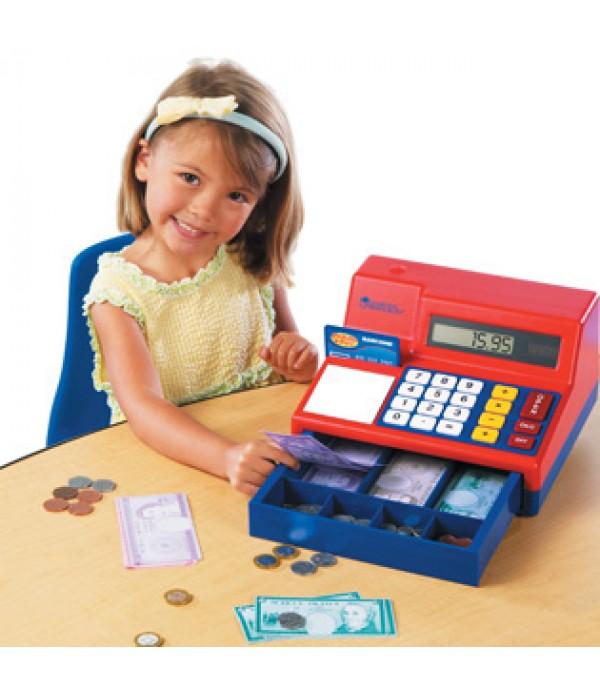 Pretend & Play Cash Register