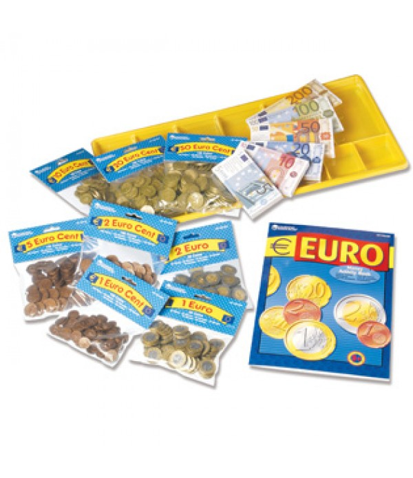 Euro Money Classroom Kit