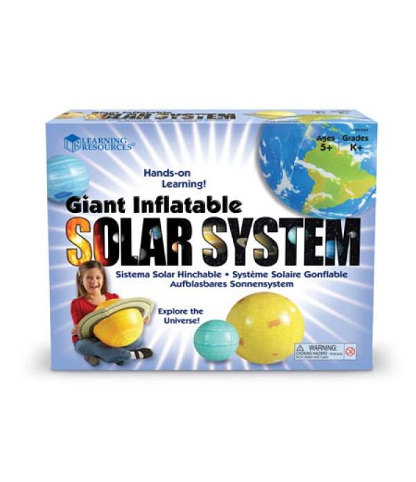 Inflateable Solar System