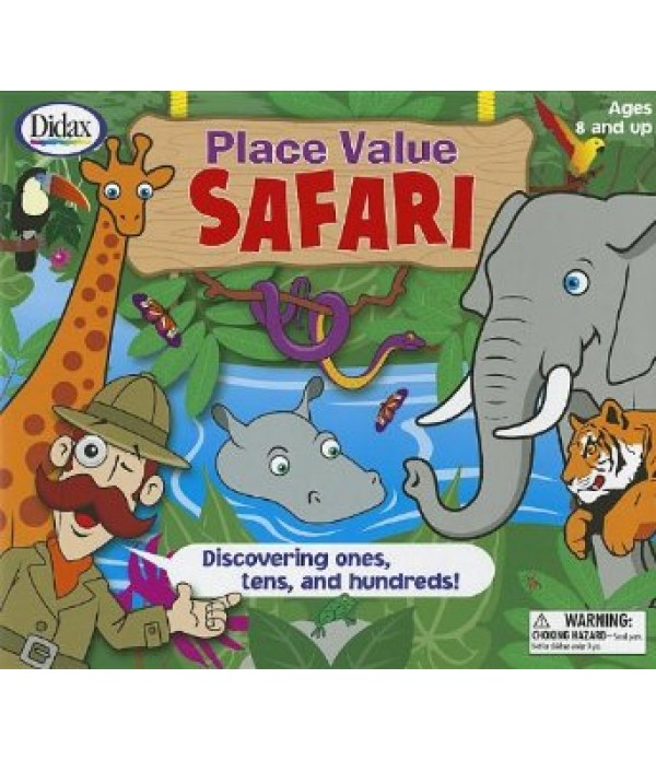 Place Value Safari Game