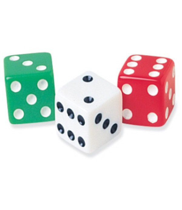 Dice Pack of 30 Dots