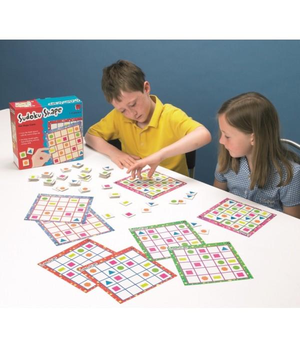 Sudoku Shape