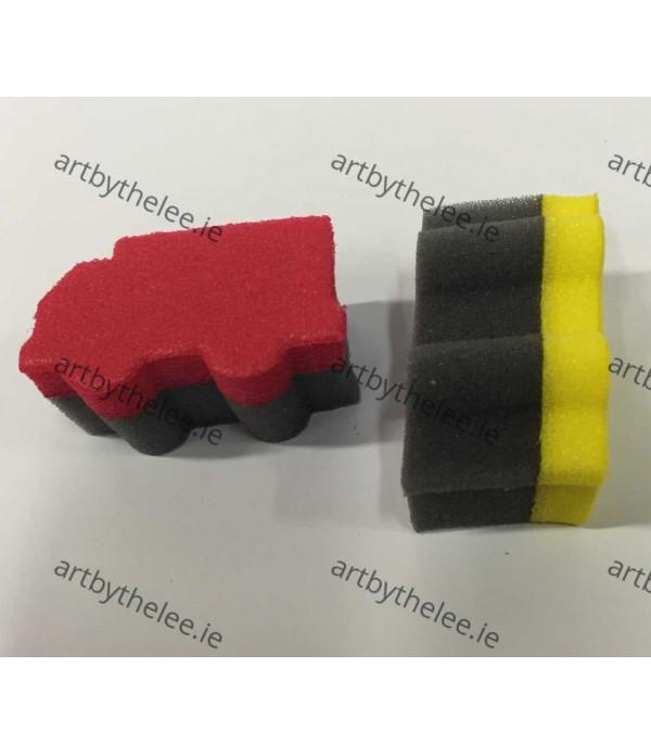 Sponge Stampers Transport