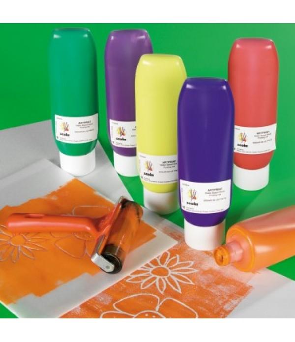 Lino Block Printing Ink 300ml