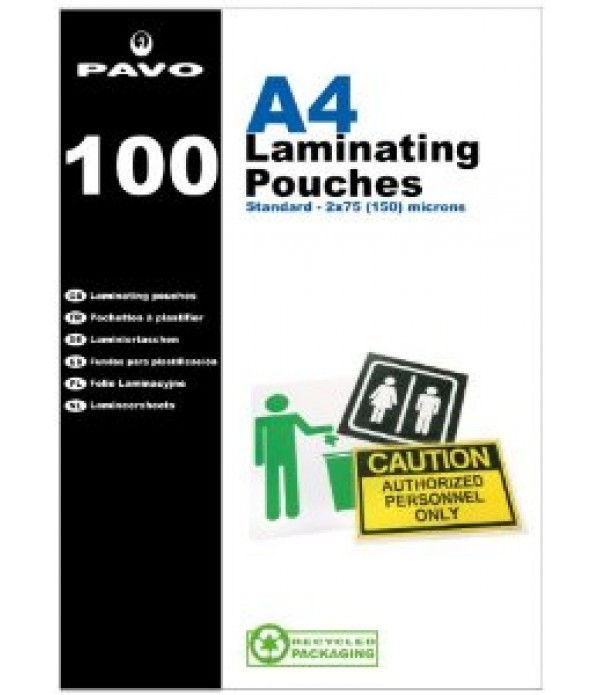 Laminating Pouches A4 10X100 Offer