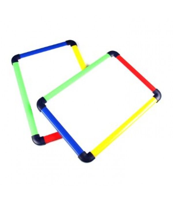 Magnetic A4 White Boards Set of 10
