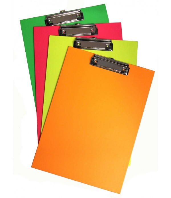 Clip Boards Neon