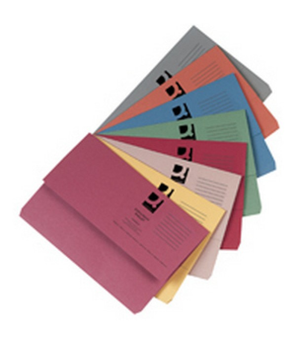 Document Wallets Assorted