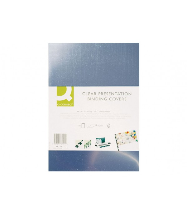 Binding Covers A4 Clear -250 Micron