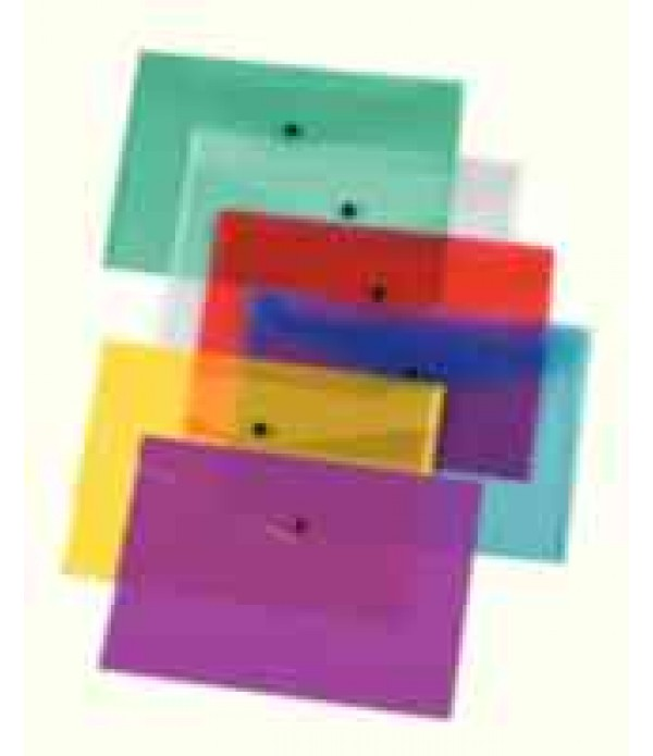 A4 Button Folders