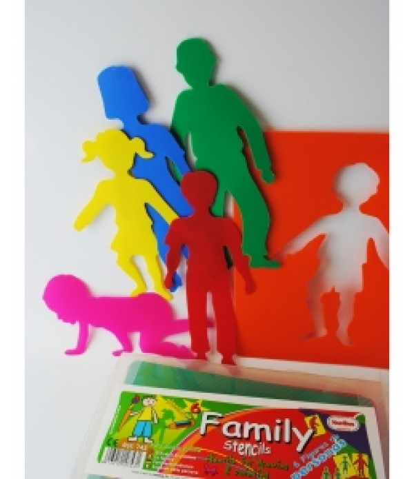 Washable Stencils Family