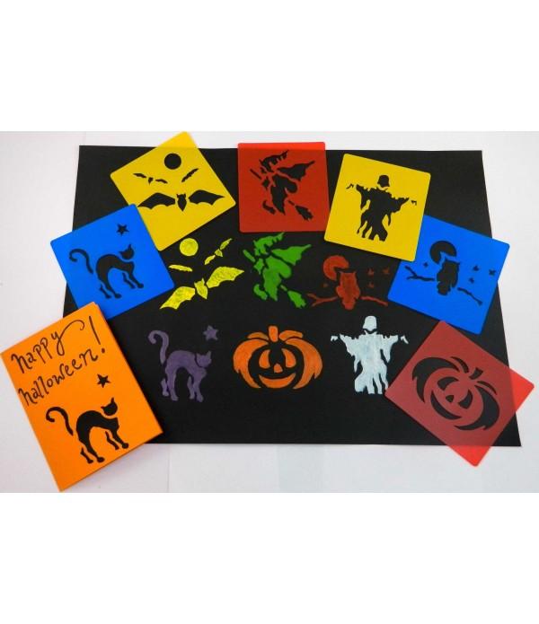 Washable Stencils Halloween