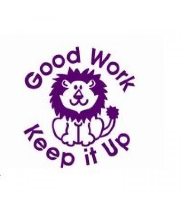 Stamper Good Work, Keep it Up